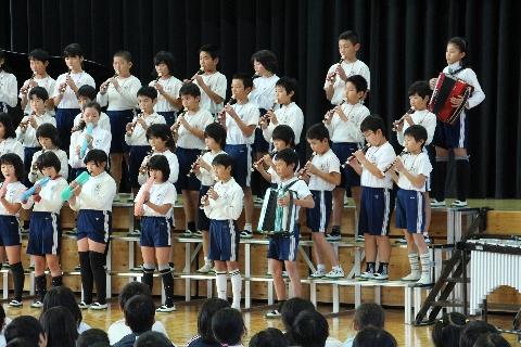 なかよし音楽会5年生