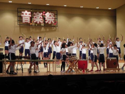 4年 音楽祭