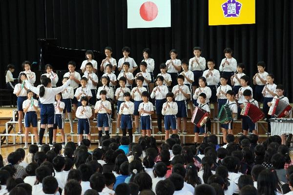 H26 11 なかよし音楽会⑤