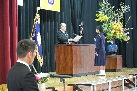 H27 03 卒業式