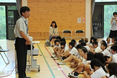 H27 06 非行防止教室