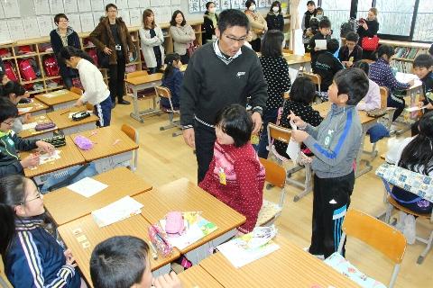 2016 02 12 高学年授業参観