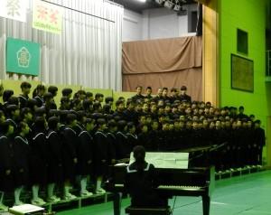 HP用2年合唱祭